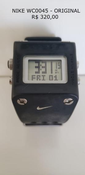 Relógio Nike Wc0045 - Original