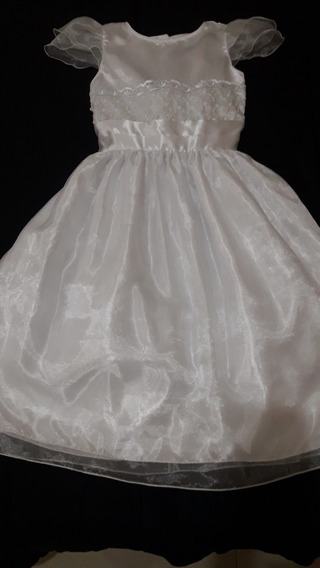 Vestido Para Primera Comunión, Yanina C.a.