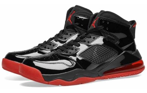Tenis Nike Jordan Mars 270 (cod Cd7070-006) Negro Y Rojo