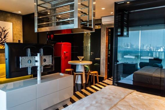 Apartamento Em Pinheiros - Todo Reformado - Sf26203
