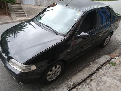 Fiat Siena 1.0 16v Elx 4p 2002