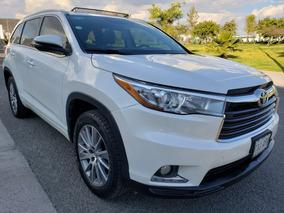 Toyota Highlander 3.5 Premium V6 At