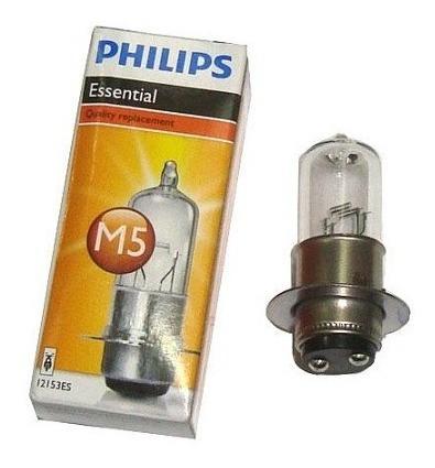 Lampada Farol H6 35x35 Biodo C100/125 Biz/ Bros Pop 100 Phil