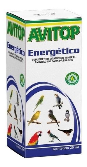 Avitop Energético Aarão - 20ml