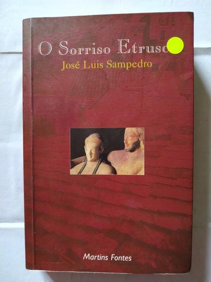 Livro : O Sorriso Etrusco - Frete Gratis