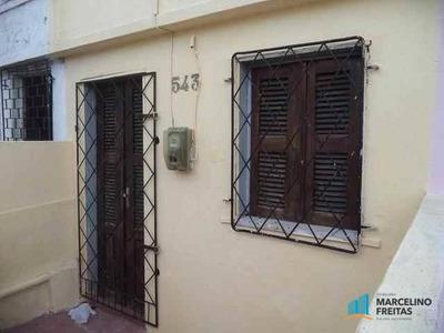 Casa Residencial Para Locação, Álvaro Weyne, Fortaleza. - Codigo: Ca0777 - Ca0777