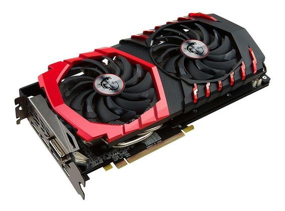 Placa De Video Rx 580 4gb Msi Gaming Impecables Garantia !!!
