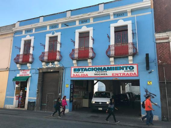 Centrico Local En Puebla Calle Super Comercial