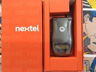 Nextel Equipo Libre Importado I833 Blanco Version I836 Nuevo