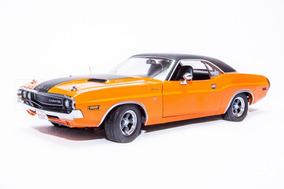 Dodge Challenger Laranja Darden