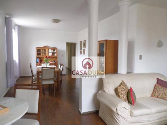 Apartamento 4 Quartos Á Venda No Santo Antônio, Belo Horizonte. - Ap0828