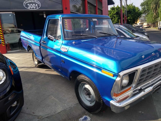 Ford F-100 1981 Motor V8
