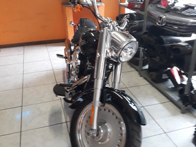 Harley Davidson Softail Fat Boy 2010 Semi Nova Com 9.600 Km
