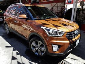 2018 Hyundai Creta Gls Premium Aut Earth Brown