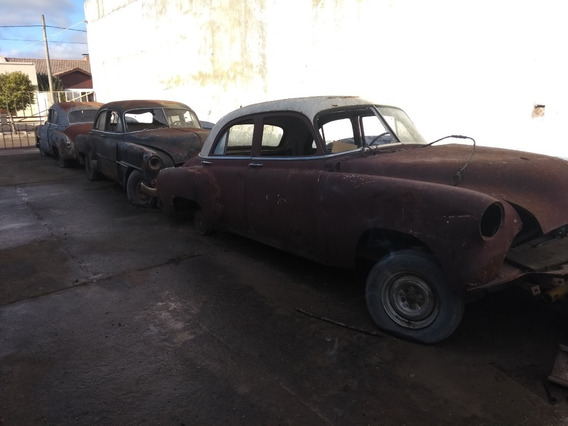 Vendo Chevrolet 52 Para Restaurar