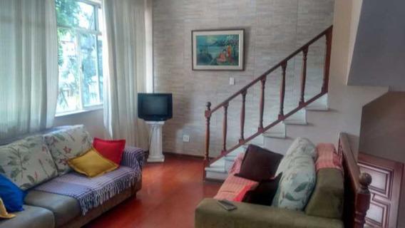 Casa Em Condomínio-à Venda-engenho Novo-rio De Janeiro - Mecn30011