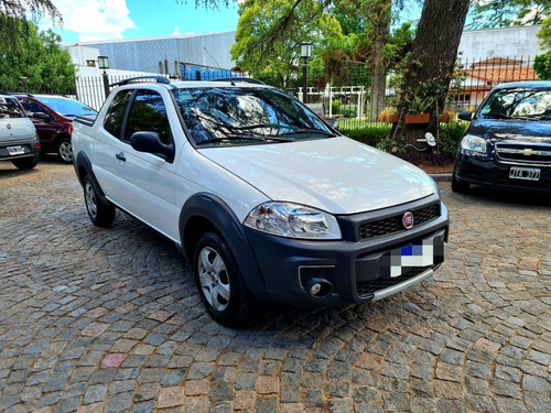 Fiat Strada Working 1.4 Doble Cab 3ptas 2018 50.000km Fcio