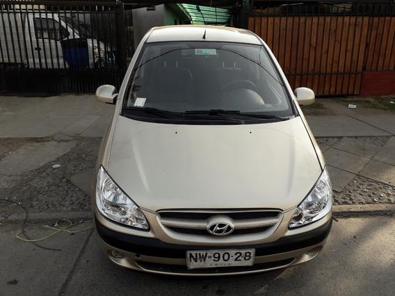 Hyundai Getz Gl 1.4 2007