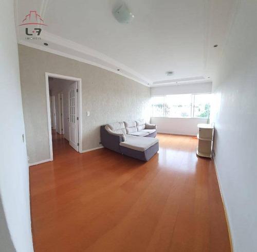 Apartamento Com 3 Dormitórios À Venda, 92 M² Por R$ 320.000,00 - Água Verde - Curitiba/pr - Ap0987