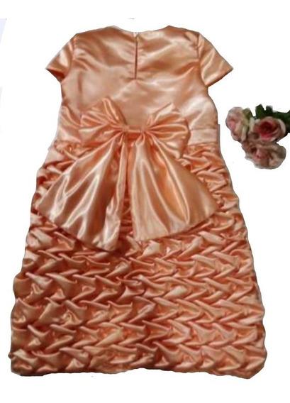 Vestido Bautizo, Fiesta, Eventos, Cumpleaños Talla 4-8