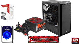 Cpu Royal Gamer A10 Radeon R7 8gb Ddr4 Gigabyte A320m 750w