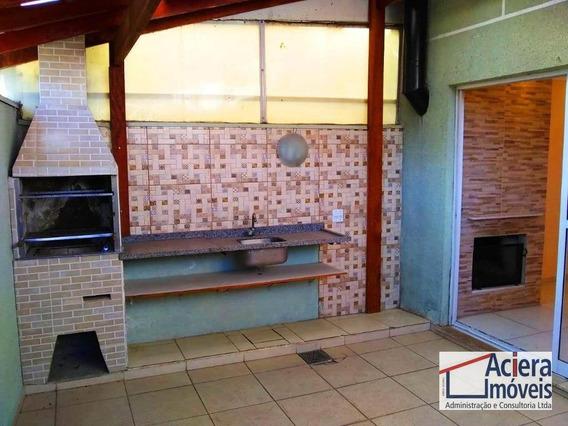 Casa Com 04 Dormitórios (02 Suítes)à Venda, 169 M² - Boulevard Granja Viana - Cotia/sp - Ca2415