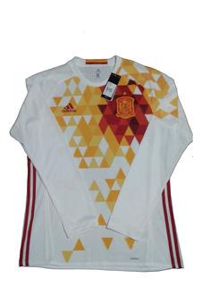 Jersey España Visita Jugador (2016-17) *envío Gratis[no Clon
