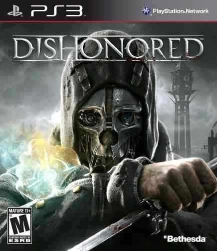 Dishonored - Jogos Ps3 Playstation 3