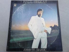 Lp Disco Vinil Raul Seixas - Abra-te Sésamo
