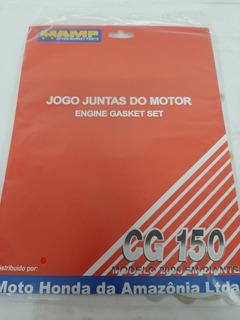 Jogo De Juntas Do Motor Honda Cg 150 Modelo 04 Em Diante