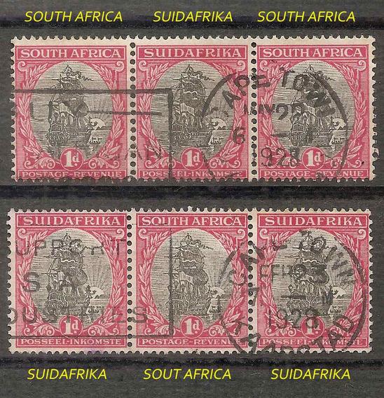 Sud Africa South-suid Colonia Inglesa Espe 17-20-17/20-17-20