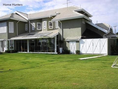 Casa Para Aluguel Em Colinas Do Ermitage (sousas) - Ca000461