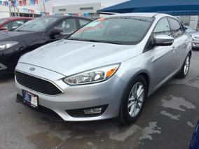 Ford Focus 4 Pts. Se, Tm5, A/ac., Ve 2016 Seminuevos