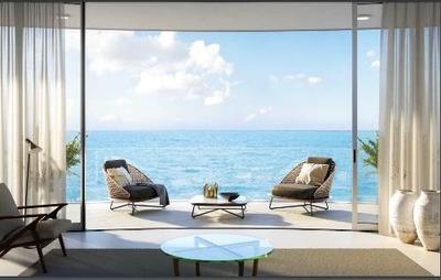 Lujoso Departamento En Venta Dentro De Condominios Frente Al Mar Caribe En Cancun Quintana Roo