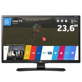 Tv Monitor 23,6 Hd Lg 24mt49s-ps Webos Sharema Mode