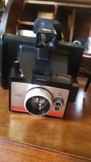 Antiga Câmera Polaroid Colorpack 80
