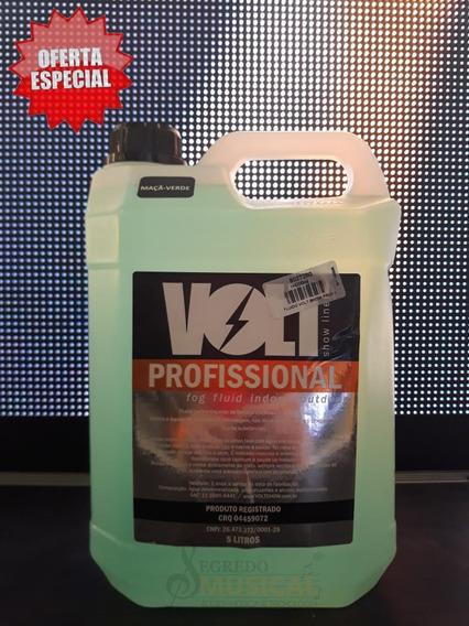 Fluido Volt Show P/maquina De Fumaça Profissional 5 L