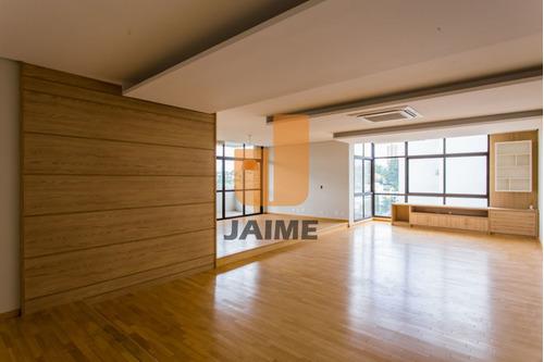 Apartamento Para Locação No Bairro Higienópolis Em São Paulo - Cod: Bi3322 - Bi3322