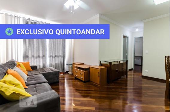 Apartamento No 8º Andar Mobiliado Com 2 Dormitórios E 1 Garagem - Id: 892910846 - 210846