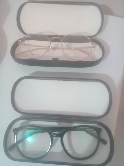 Óculos Com Lente Sem Grau