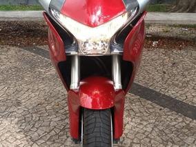 Honda Vfr 1200f 2010 Vermelha 23.975 Km Rodados !!!