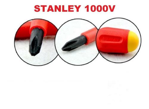 Desarmador Estrella X 2 De 1000 Voltios Stanley