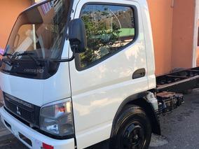 Camión Mitsubishi Canter Fuso 2017, Mantenimiento En La Casa