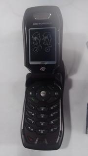 Com Defeito Para Peças Rádio Nextel Motorola I855 Iden Preto