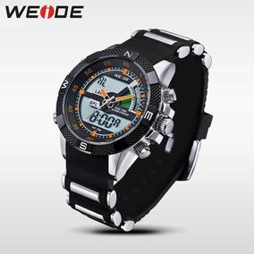 Relógio Weide Wh-1104 Digital Analógico C/caixa Frete Gratis