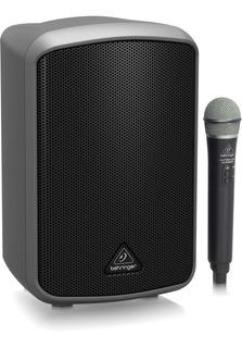 Bafle Behringer Mpa100bt Activo Bluetooth Envio Cuotas