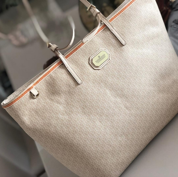 Bolsa Victor Hugo Leather Goods Original