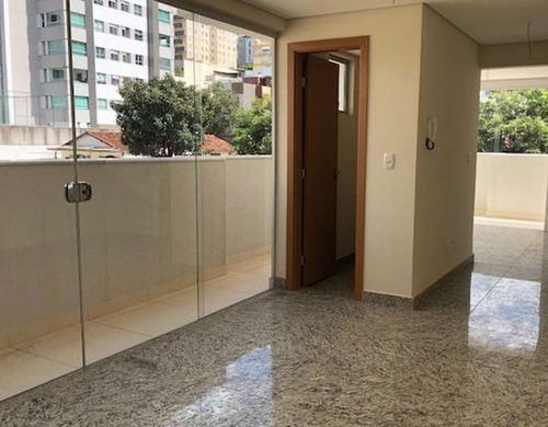 Cobertura Com 2 Quartos Para Comprar No São Pedro Em Belo Horizonte/mg - 1444
