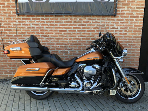 Electra Glide Ultra Limited 2014 L