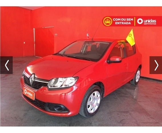 Renault Sandero 1.0 Expression 16v Flex 4p Manual